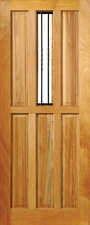 DOOR PD56 H/WOOD SECURITY 813
