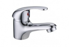 AMBER BASIN MIXER SHORT BODY