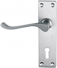 HANDLE STRAIGHT/SCROLL VIC D/CAST S.N