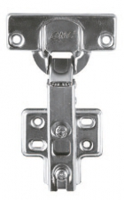 HINGES CONCEALED STRAIGHT 10MM