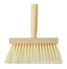 BRUSH WHITEWASH WHITE FIBRE