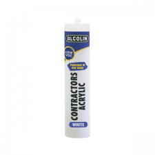 *CONTRACTORS ACRYLIC WHT 260ML