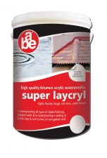 SUPER LAYCRYL GREY 5L/EACH