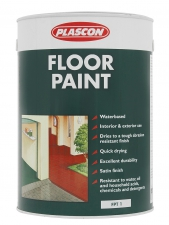 PLASCON FLOOR PAINT BLACK 5LT