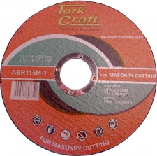 CUT/DISC MASONRY115X1.6X22.2MM