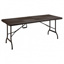 CAMP TABLE KAUFMANN 1.8M HDPE *DISC*