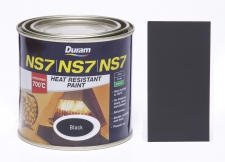 NS7 HIGH HEAT BLACK 500ML