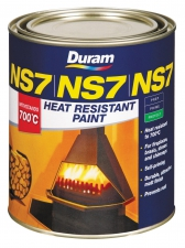 NS7 HIGH HEAT BLACK 1LT
