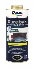 DURABAK BRUSH ON BLACK 1LT