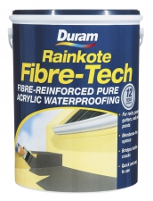 RAINKOTE FIBRE-TECH BLACK 5LT