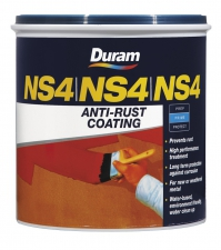 NS4 ANTI-RUST COAT BLACK 1LT