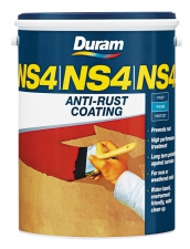 NS4 ANTI-RUST COAT BLACK 5LT